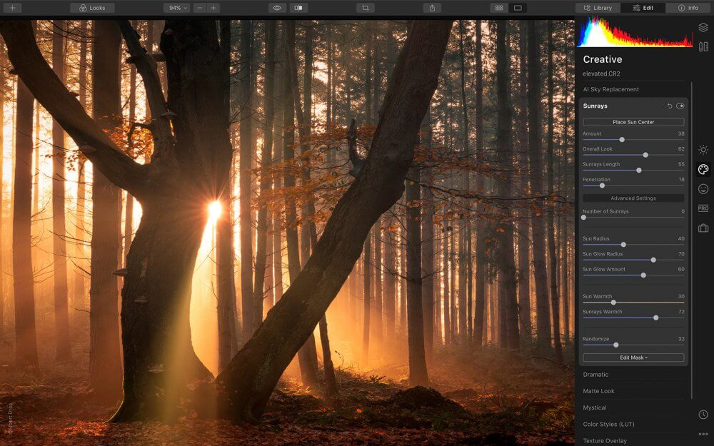 Luminar 4.3.0.6175 Crack With Activation Code 2020 Free Download