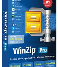 WinZip Pro 24 Crack Registration Code [32/64 Bit] [2020]