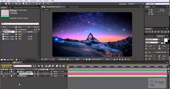 Adobe After Effects 2020 v17.1.1.34 Windows / macOS Free Download - Get Reviews & Download