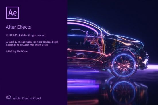 Adobe After Effects 2020 v17.1.1.34 (x64) Multilingual Pre-Activated Application Full Version