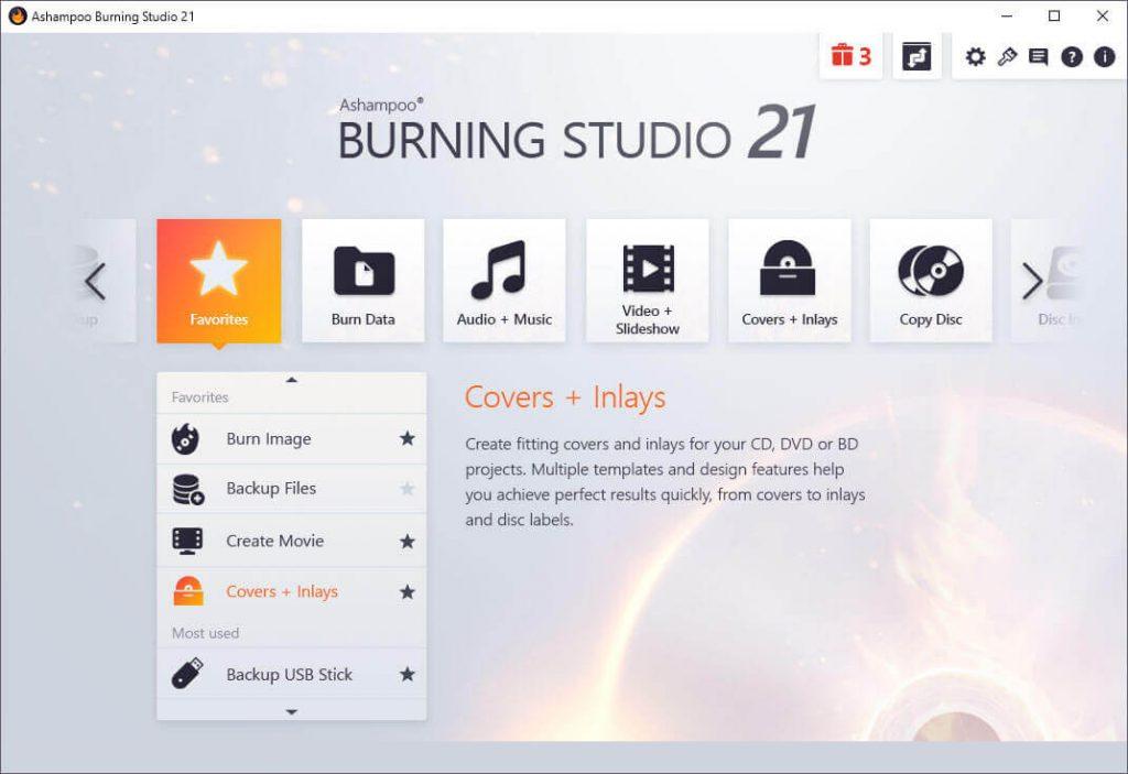 Ashampoo Burning Studio 21.6.1.63 Crack With License Key Latest