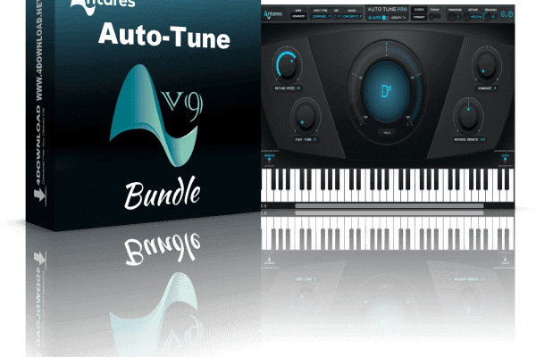 Auto-tune Pro Rev.2 VST