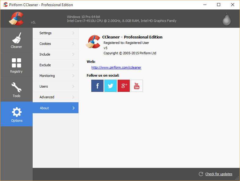CCleaner 5.25.5902 All Editions Universal Crack is Here