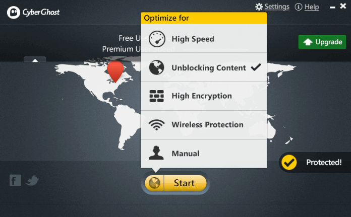CyberGhost VPN 6.5.2 Premium with Crack |