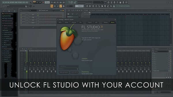 FL Studio 20.7.0.1714 Crack With RegKey 2020 [Latest] Free Download