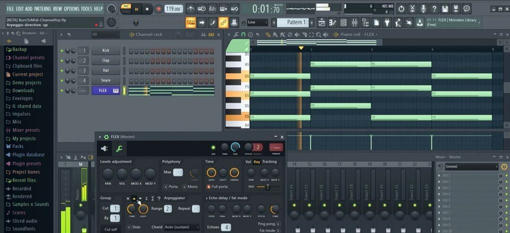 FL Studio 20.6 Is Here With Major Improvements | Music tutorials, Studio, For you song