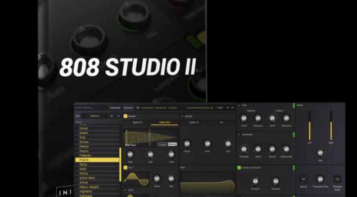 Initial Audio 808 Studio II v2.0.5 Incl Keygen-R2R