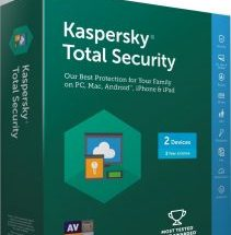 Kaspersky Total Security 2020 Crack + Activation Code [Full]