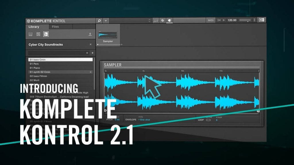 Introducing KOMPLETE KONTROL 2.1 – For the Music in You | Native Instruments - YouTube