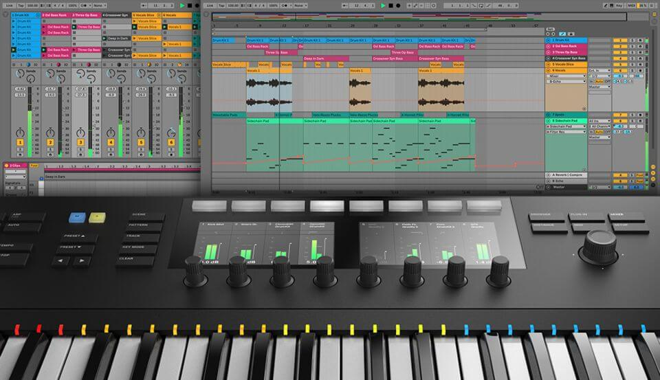 Keyboards : Software Updates | Komplete