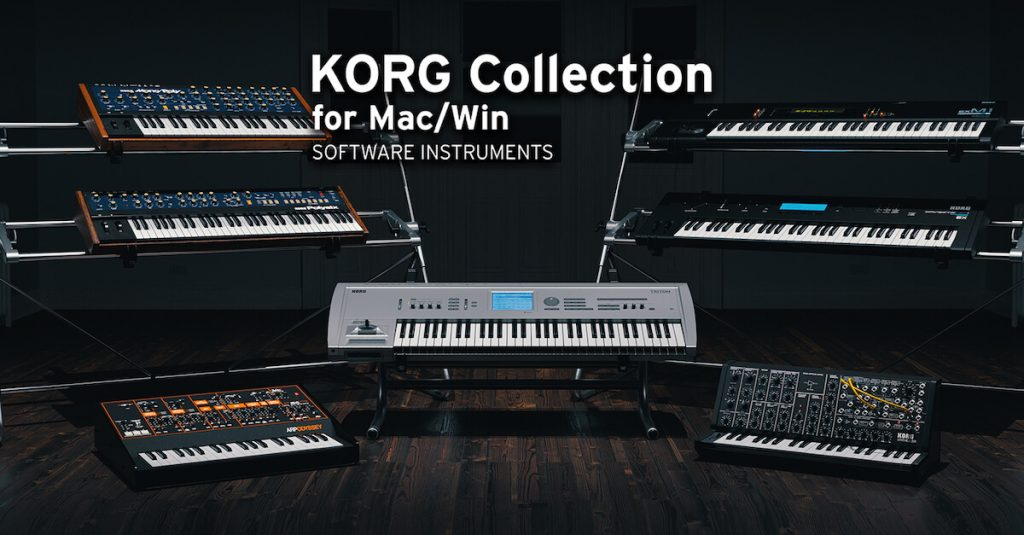 "News | The ""TRITON"" music workstation revived: KORG Collection - TRITON is now available! Limited Time Sale. 