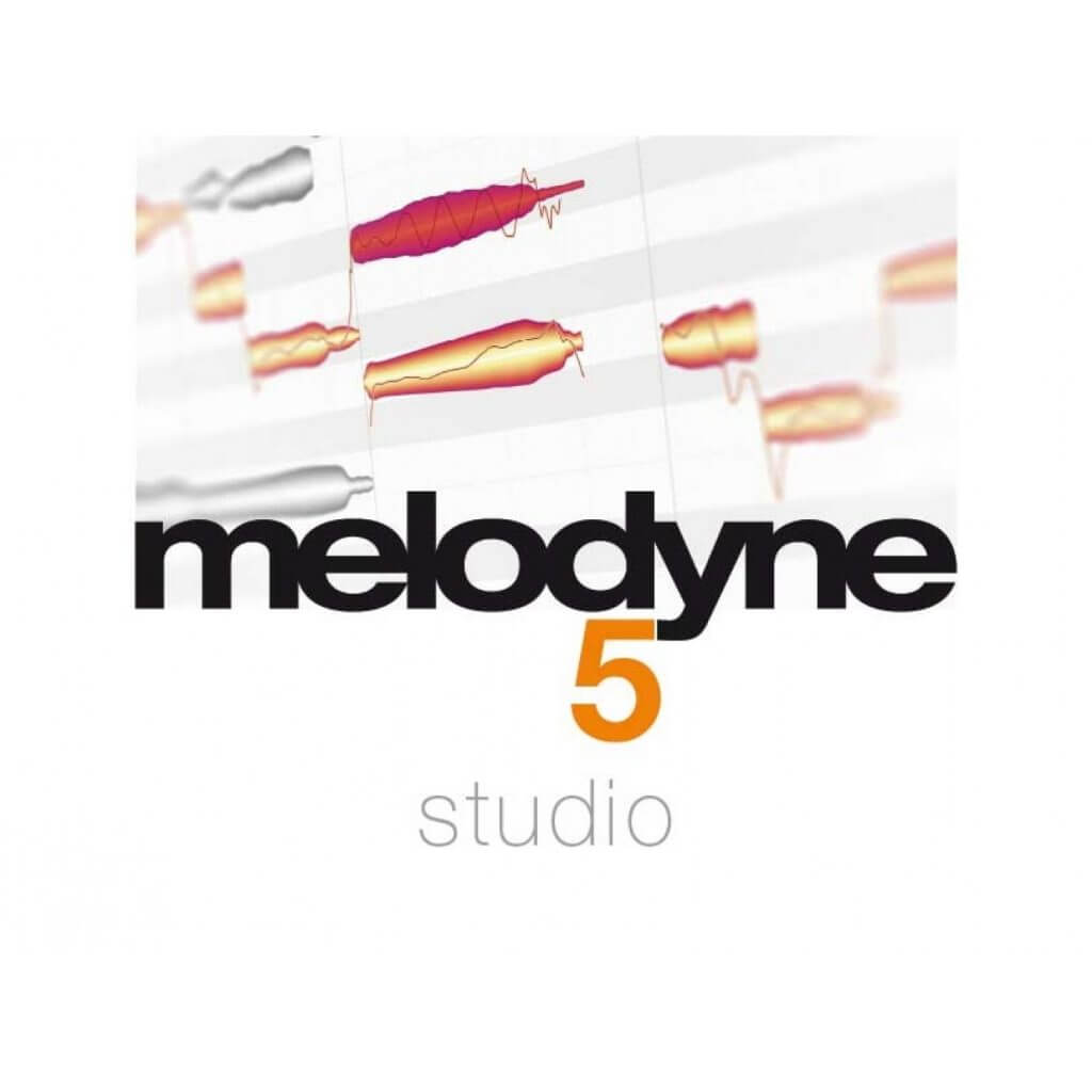 Melodyne 5.3 Studio (Win)