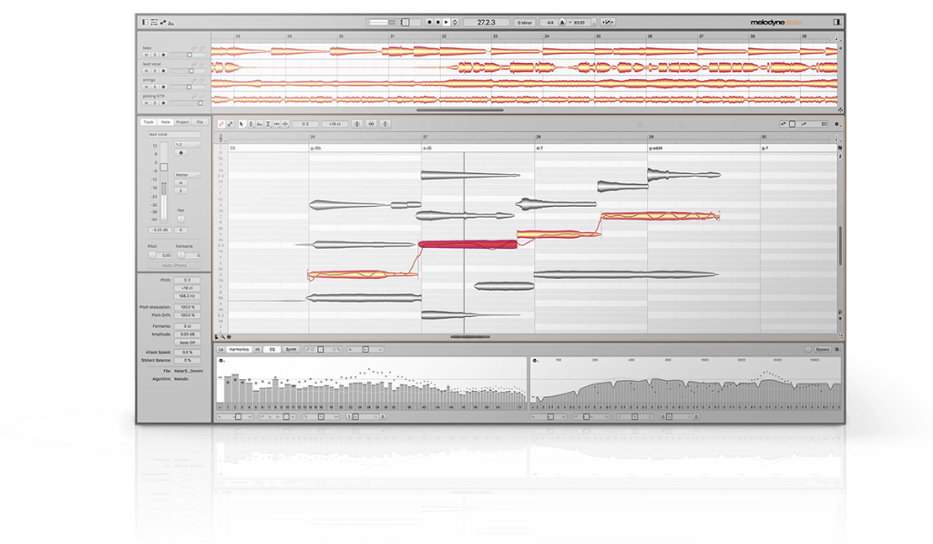Melodyne tool context menu freezes in place (critical bug)