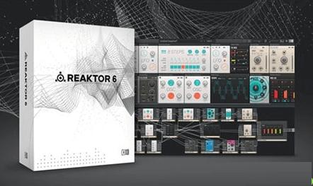 Native Instruments Reaktor 6 V6.3.0 [WIN]  