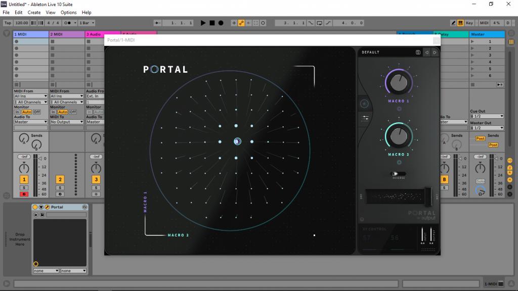 PORTAL by Output | Granular FX Plugin | Granular Synthesis Reinvented