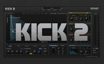 Sonic Academy Kick 2 (Win) - VST Crack