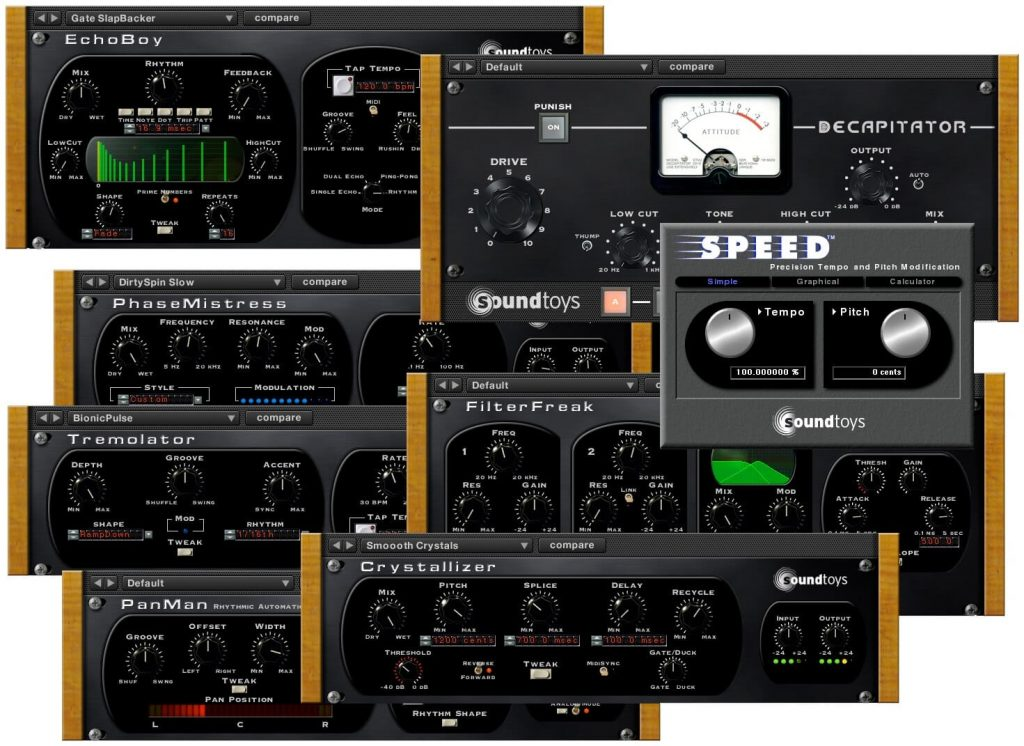 Download SoundToys 5.0.1 Ultimate FX Solution Free Archives - Crack Software Premium Apps, Plugins, Audio, Multimedia Free Download