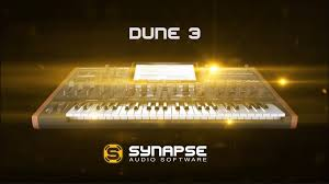 Synapse Dune 3 For Mac