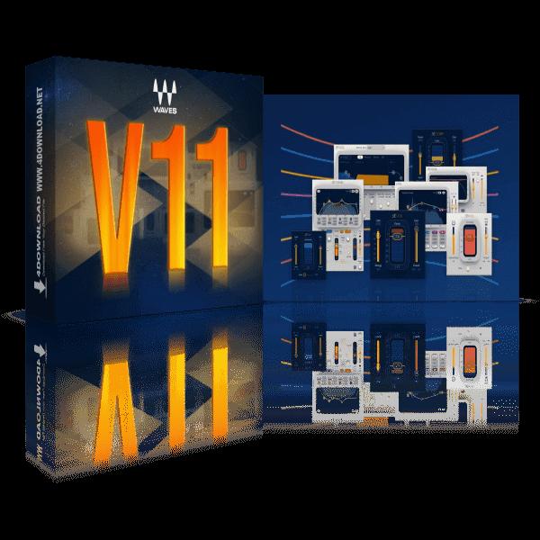 Waves 11 All Plugins Bundles 2020.9 Full version