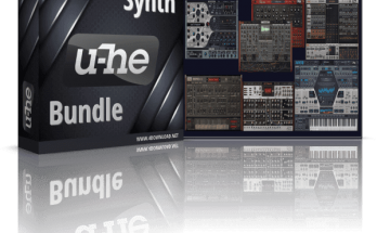 u-he Synth Bundle 2019.12 Full version