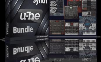u-he Synth Bundle 2019.12 Full version