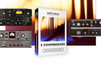 Arturia: 3 Compressors (Win) - VST Crack