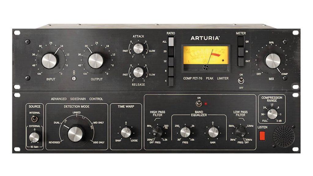 Arturia 3 Compressors You'll Actually Use review | MusicRadar