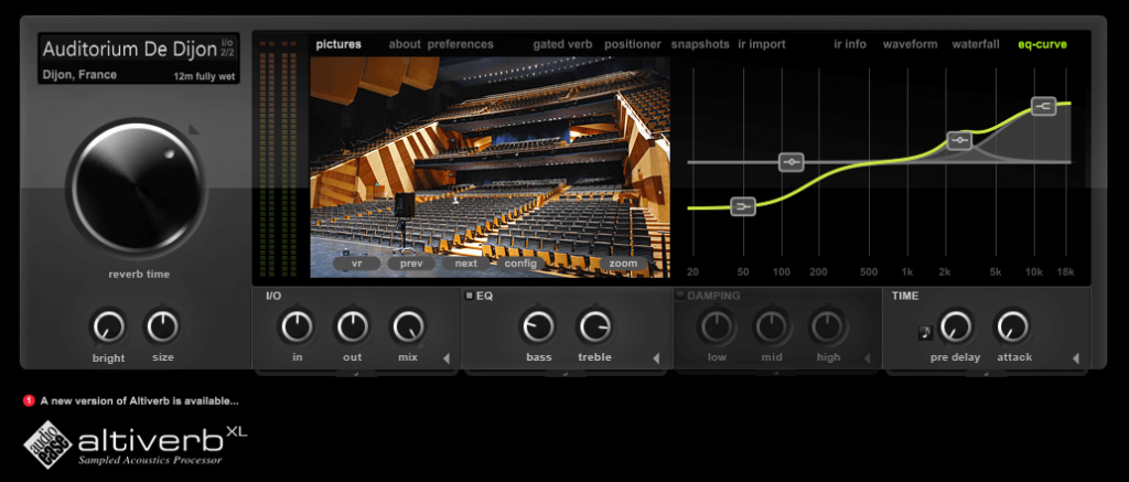 Audio Ease Altiverb 7 XL v7.2.8 Crack (Win) Free Download