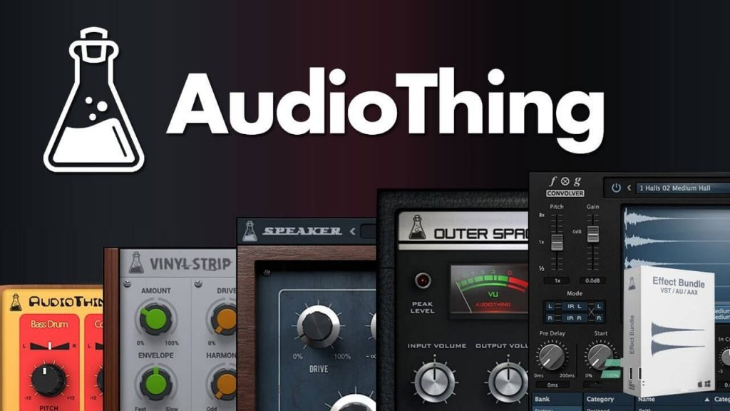 AudioThing Effect Bundle 2019.7 Free Download