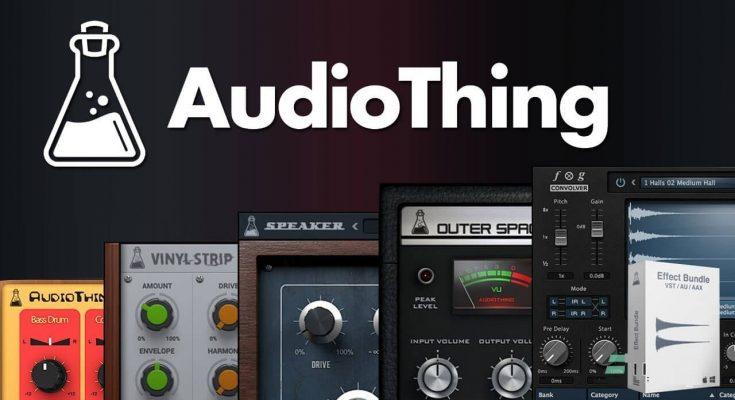 AudioThing Effect Bundle 2019.7 Free Download