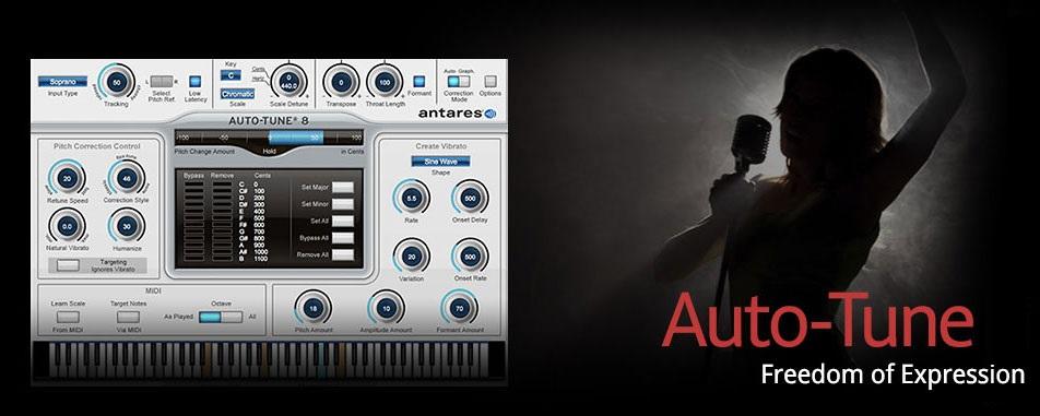 Antares Autotune Free Download - Latest Version | PC / MacOS / VST