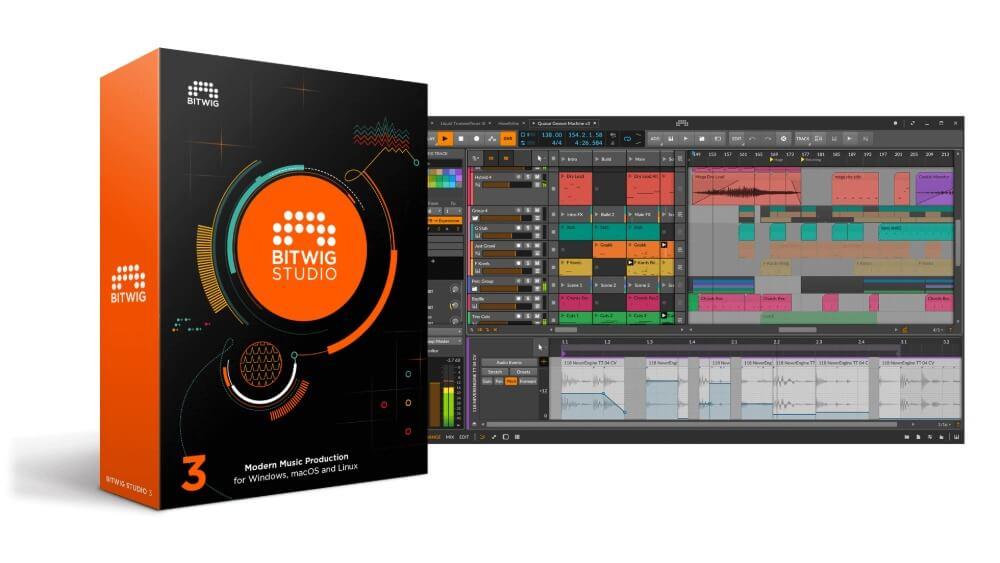 Bitwig - Studio v3.1.2 x64 WiN - VST Torrent - VST Crack - Free VST Plugins - Torrent source for AAX, VST, AU, Audio samples, Audio software, DXi, RTAS vst torrent -