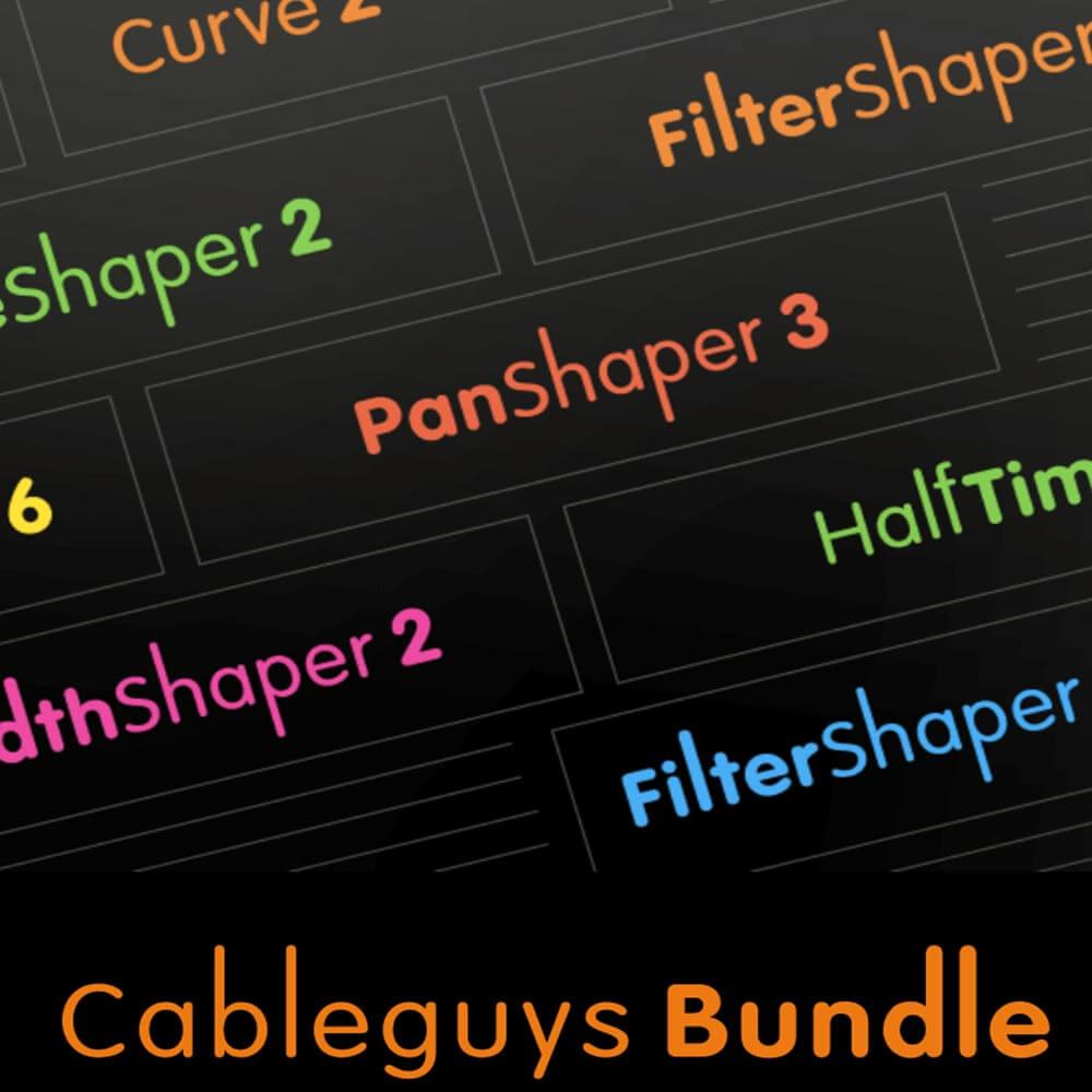 Cableguys Bundle (Win) | Plugin Crack