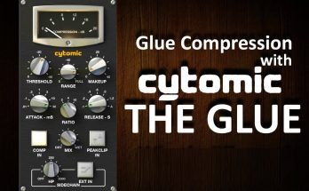 Glue compression with Cytomic The Glue: what's the DIFFERENCE? - YouTube
