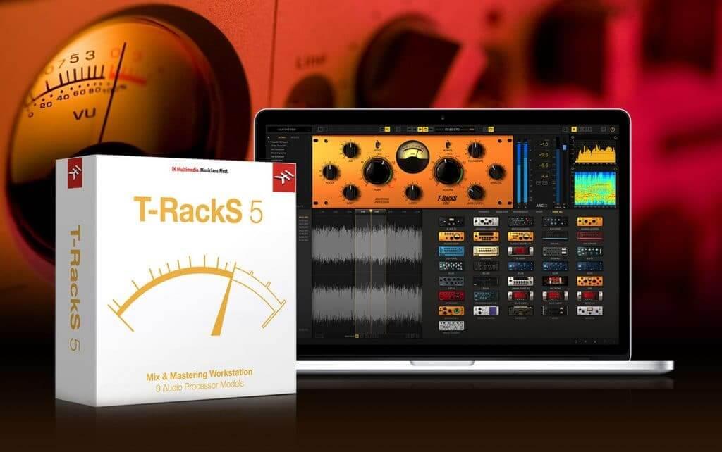 T-RackS 5 Full (Win) - VST Crack