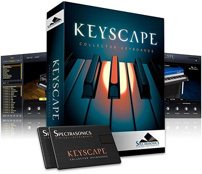 Keyscape (Win) - VST Crack