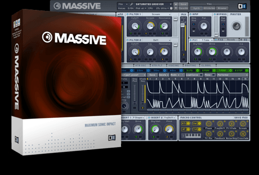 Native Instruments Massive v1.5.5 Incl Patched and Keygen-R2R
