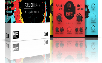 Native Instruments Effects Series - Crush Pack