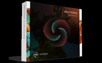 iZotope Neutron Advanced 3.0 Free Download