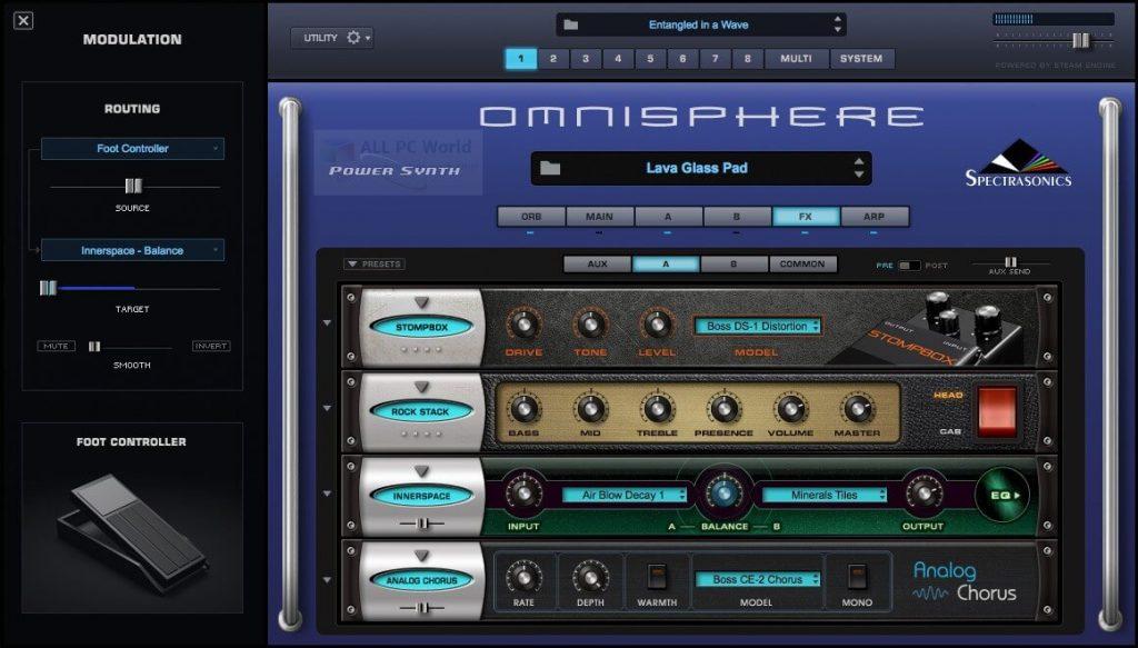 Download Spectrasonics Omnisphere 2.4 Free - ALL PC World