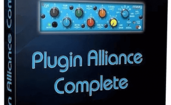 Plugin Alliance All Bundle 4.6 Mega
