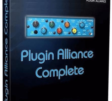 Plugin Alliance All Bundle 4.6 Mega