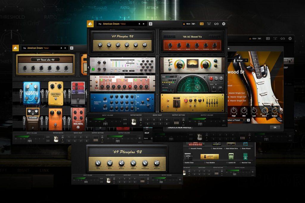 Positive Grid - BIAS FX 2 Elite Complete 2.1.8.4840 STANDALONE, VST, AAX x32 x64 - VST Torrent - VST Crack - Free VST Plugins - Torrent source for AAX, VST, AU, Audio