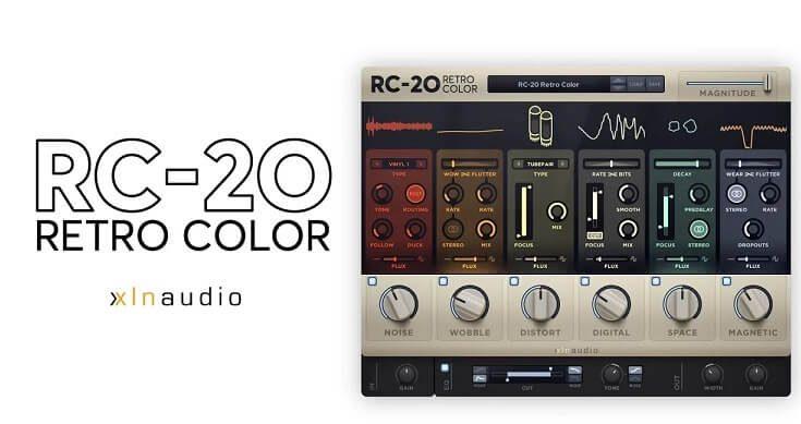RC 20 Retro Color 1.1.1.2 Crack + Torrent Latest VST Download (2020)