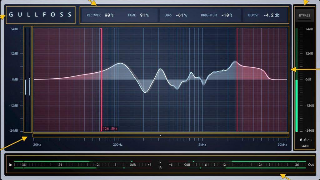 Soundtheory Gullfoss V1.4.0 X64 VST, VST3, AAX
