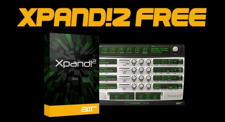 Xpand!2 VST - Free Download - YouTube