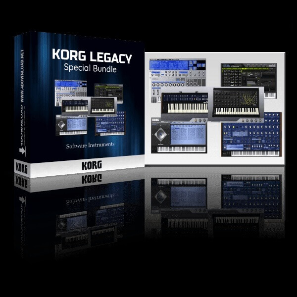 KORG Legacy Special Collection Full Crack Download