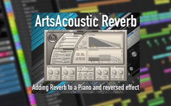 ArtsAcoustic Reverb v1.6.0.15 [WiN-OSX] | Plugin Crack