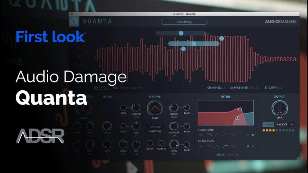 Audio Damage AD046 Quanta (Win) | Plugin Crack