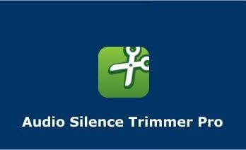 Download Audio Silence Trimmer Pro 1.1.8